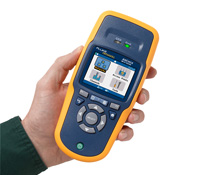 Fluke networks aircheck manager
